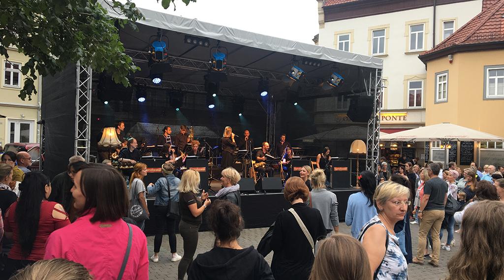 Krämerbrückenfest Erfurt
