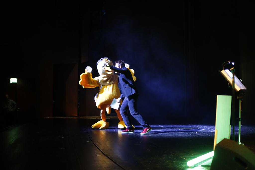 Kindermedienfestival Goldener Spatz